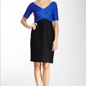 Nue By Shani Nordstrom Colorblock Sheath Dress